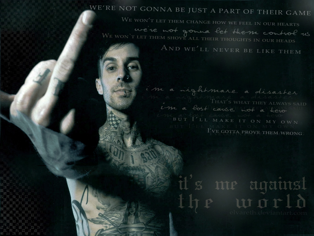 Travis_Barker_wp_by_elvareth