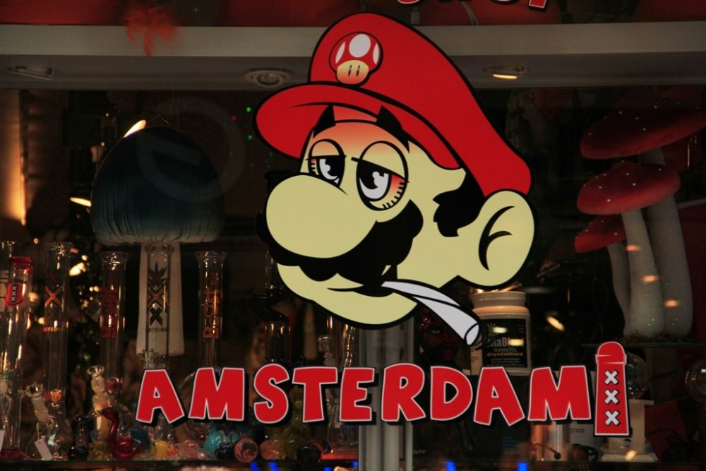 amsterdam smoke shop
