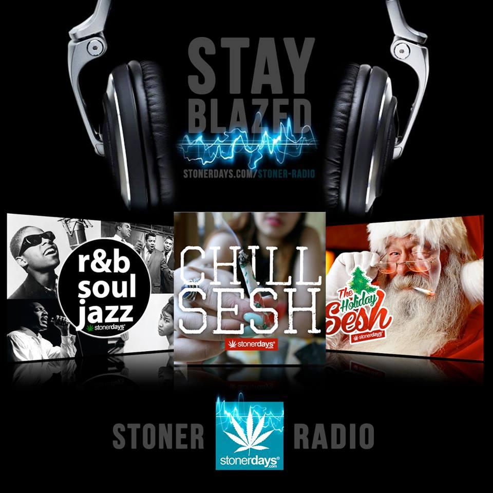 stoner radio stonerdays marijuana