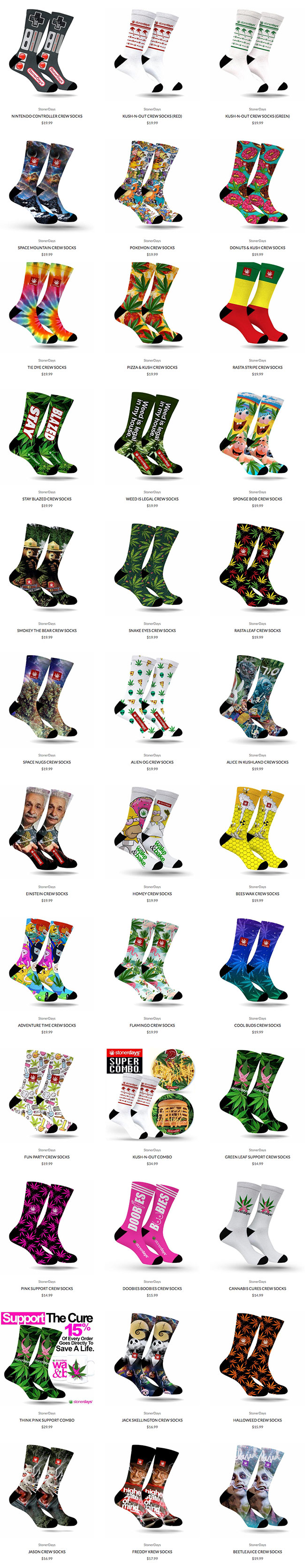 stoner-socks