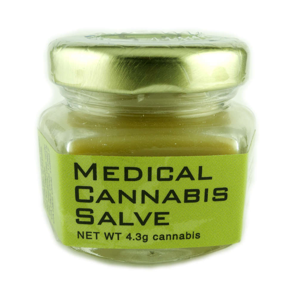 Cannabis Salve stonerdays 12