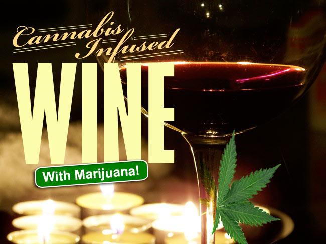 Wine-Cannabis-Infused