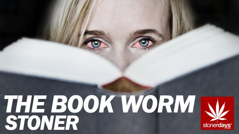 BOOK WORM STONER