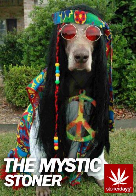 MYSTIC STONER