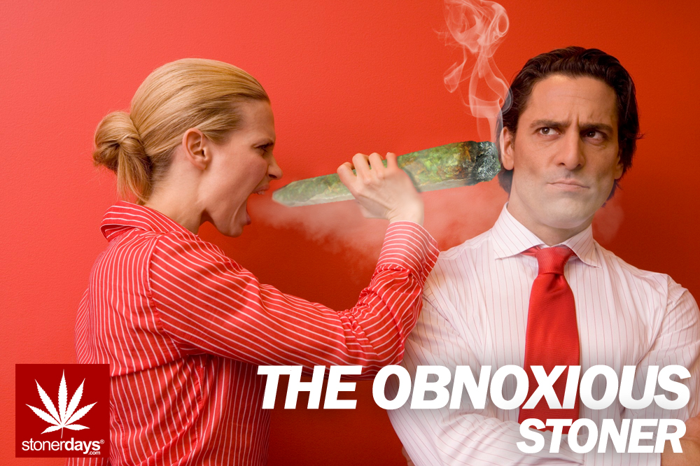 OBNOXIOUS STONER