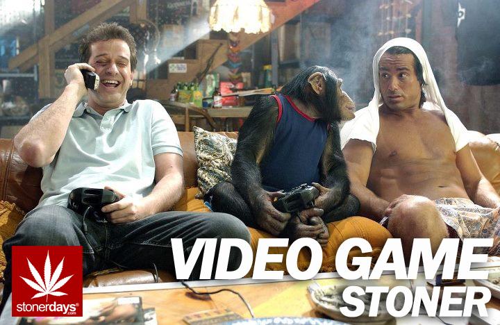 VIDEO GAME STONER