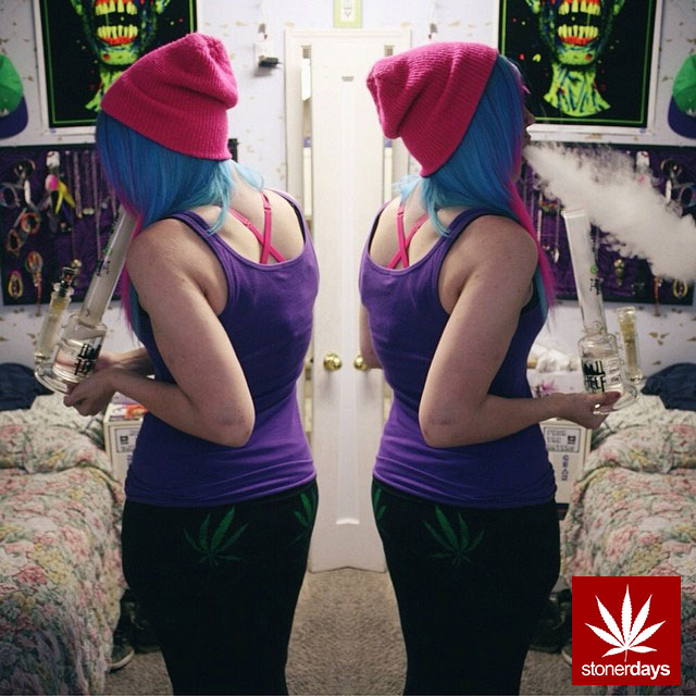 stoners marijuana pot weed stoned sexy stoner (130)