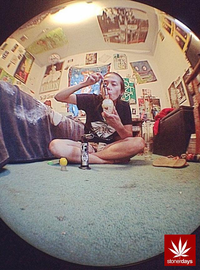 stoners marijuana pot weed stoned sexy stoner (315)