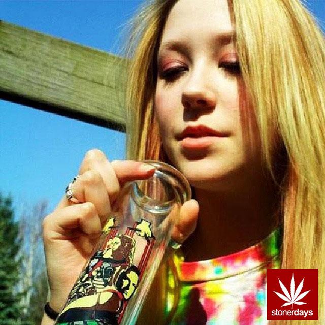 stoners marijuana pot weed stoned sexy stoner (380)
