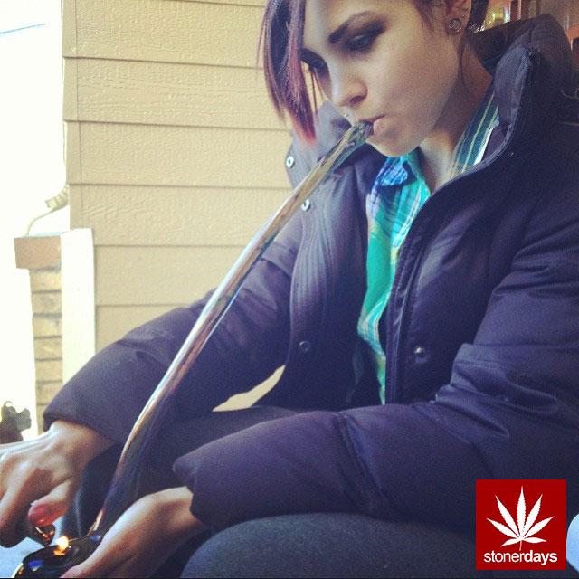 stoners marijuana pot weed stoned sexy stoner (384)