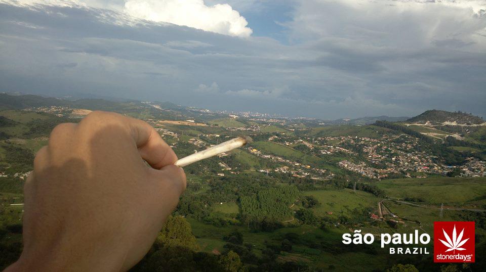 Brazil-São-Paulo-marijuana