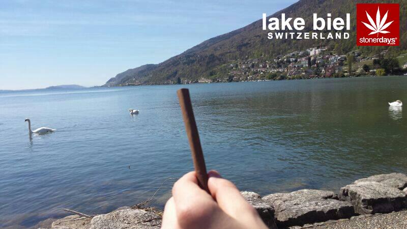 Switerland-Lake-Biel-marijuana-stonerdays