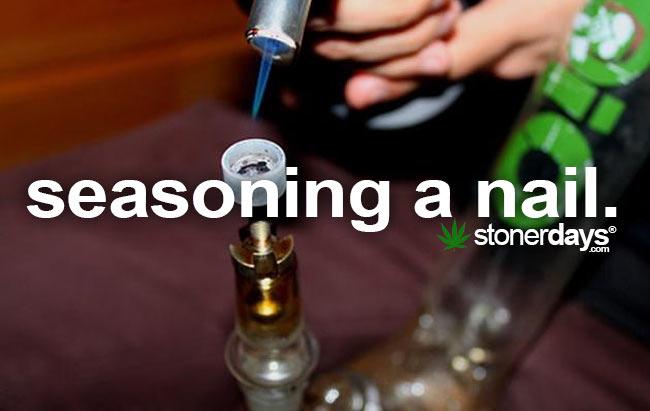 Seasoning-a-Nail