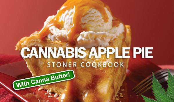 Cannabis Apple Pie | Stoner Cookbook