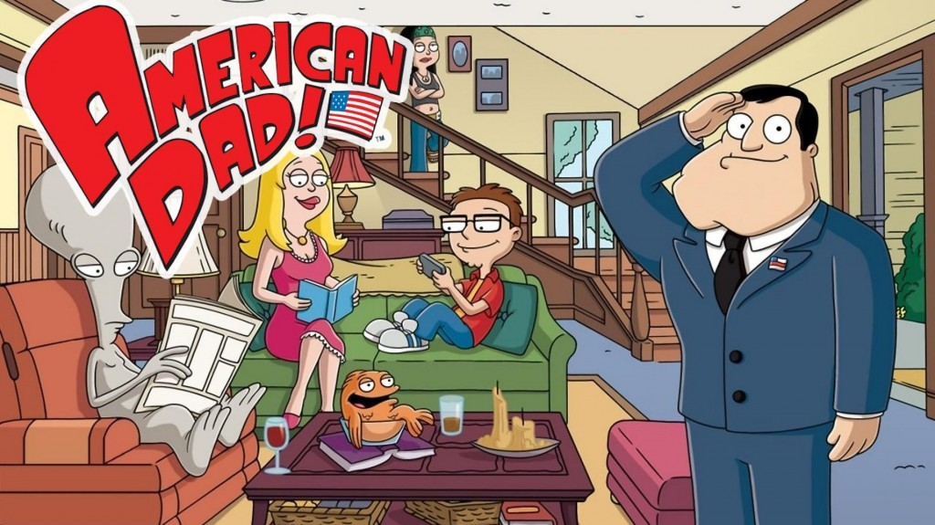 Four American Dad Stoner Moments